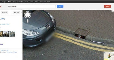 Pennywise On Google Maps From Talk Stephen King Via