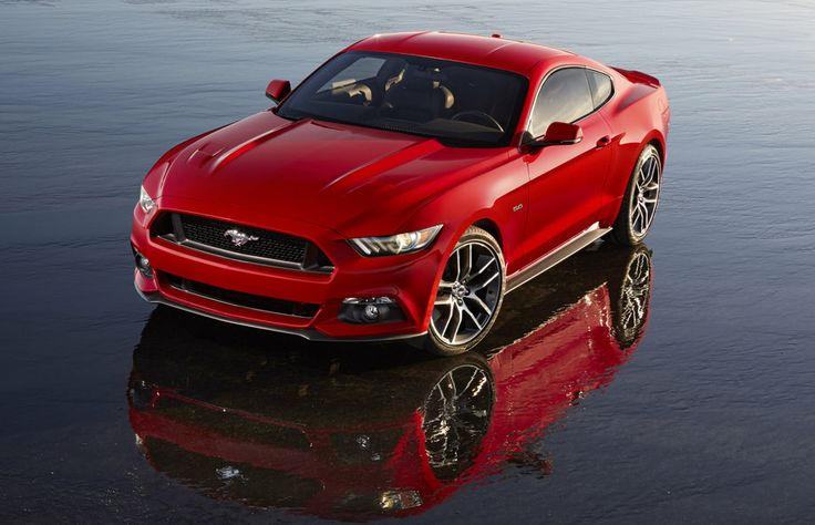 2015 #Ford #Mustang