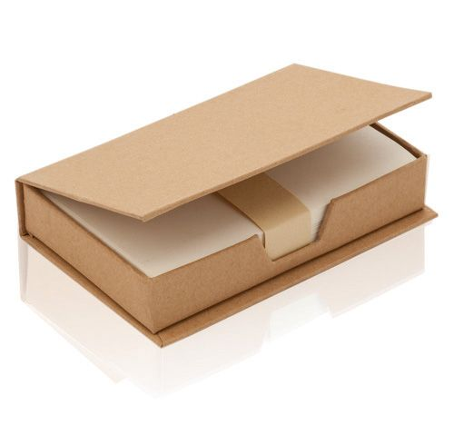 Portanotas cartón. Desde 0,88 € en www.areadifusion.com