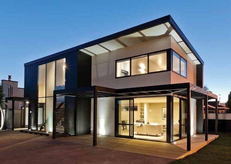 59 best colorsteel homes images on pinterest exterior for Smarter small home