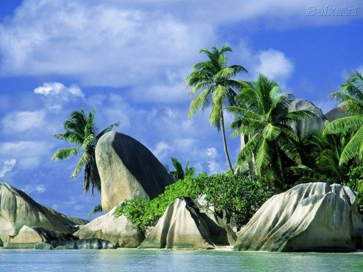 The Seychelles. Africa's playland. –QM