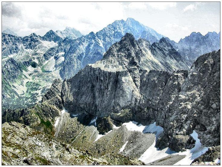 góry - Polska - Rysy #Rysy #Morskie #Oko #krajobrazy #górskie #Poland #Polska #zdjęcia #HDR #photography #landscapes #góry #Mountains #Tatry #Tatra #Mountains