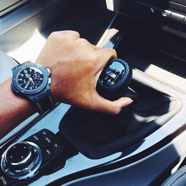 another watch car combo hublot big bang black magic amfar limited edition of 100 pieces. Black Bedroom Furniture Sets. Home Design Ideas