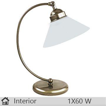 Veioza iluminat decorativ interior Rabalux, gama Marian, model 2702