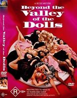 Beyond The Valley Of The Dolls (DVD, 2004) Region 4