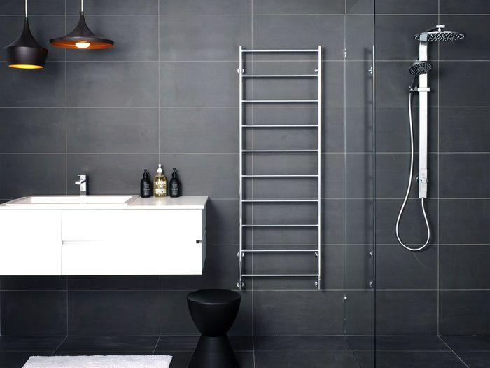 TR3 Heated Towel Rail - 900mm, Multiple Heated Towel Rail