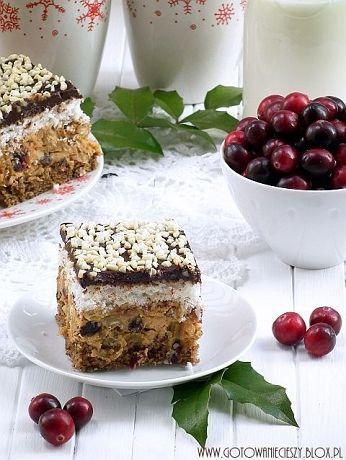 Moi Drodzy Mamy za sobą III konkurs na wymyślenie nazwy dla proponowanego przeze mnie ciasta świątecznego. Tym razem szukaliśmy nazwy dla TEGO ciasta. Spośród