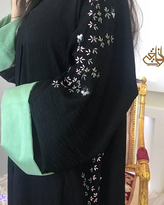 66fb42ab5 #Repost @athwaqi كولكشن جديد تسليم فوري السعر /// ريال عماني #abayas #abaya  #abayat #mydubai #dubai #SubhanAbayas | عباية in 2019 | Abaya designs, ...