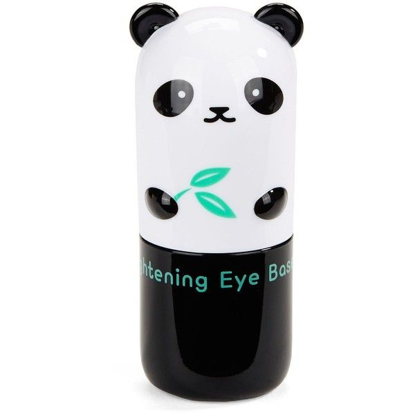 Tony Moly Panda Dream Brightening Eye Base-0.03 oz. (555 PHP) ❤ liked on Polyvore featuring beauty products, skincare, eye care, beauty, makeup, no color and tony moly