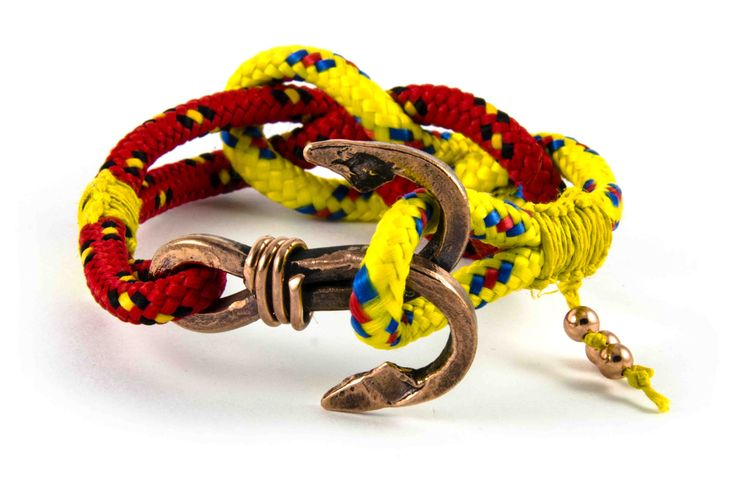 #copper #anchorbracelet #summer2015 #sailorstyle