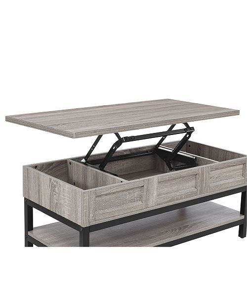 Macys Lift Top Coffee Table.Ameriwood Home Whisperwood Lift Up Coffee Table Reviews
