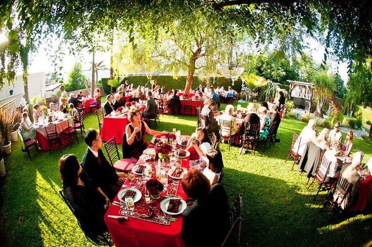 Outdoor Weddings Do Yourself Ideas