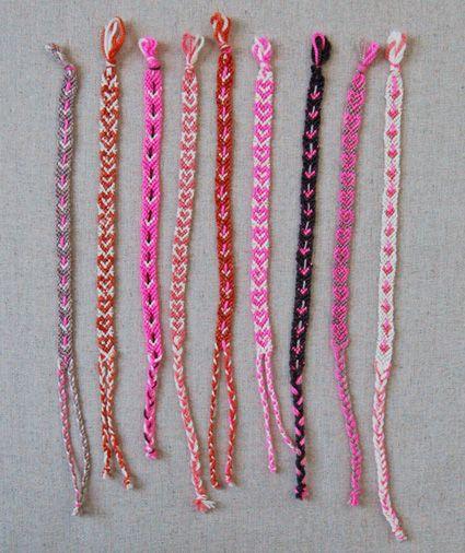 valentine's friendship bracelets