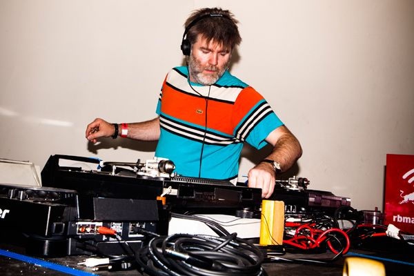 James Murphy performs in New York City.