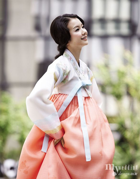 Hanbok | Korea love the color!