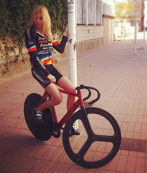 bike girlseric gonzales