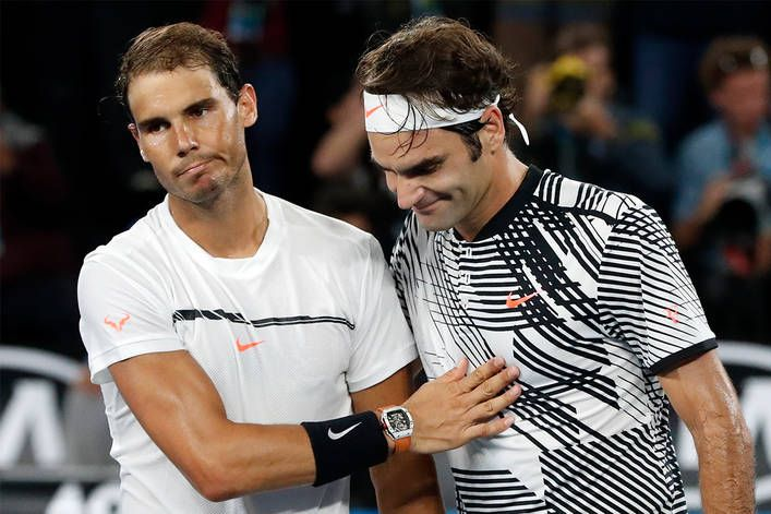 Is the U.S. Open less exciting without a Federer-Nadal match?