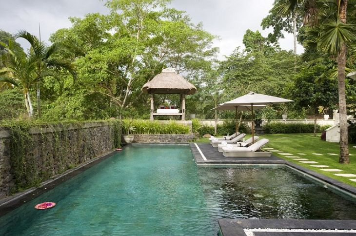 Экзотичная вилла Mantra на острове Бали / Декор / Архимир