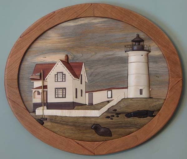 Scroll Saw Woodworking & Crafts - Best Project Design Contest 2009: Intarsia | scroll saw ...