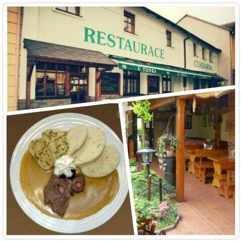 #vizovice #restaurace u tonka