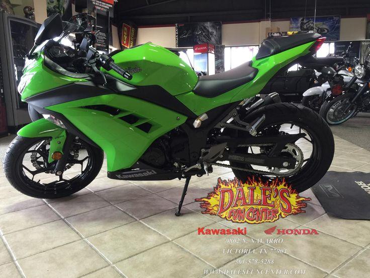 2015 Kawasaki NINJA 300 ABS for sale in Victoria, TX | Dale's Fun Center (866) 359-5986