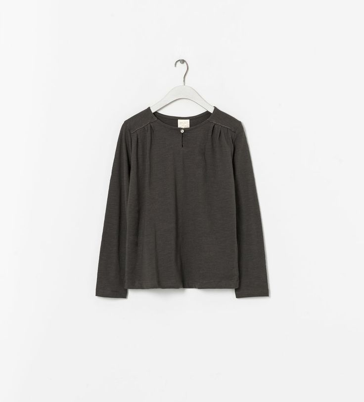 Image 1 of BASIC T-SHIRT from Zara