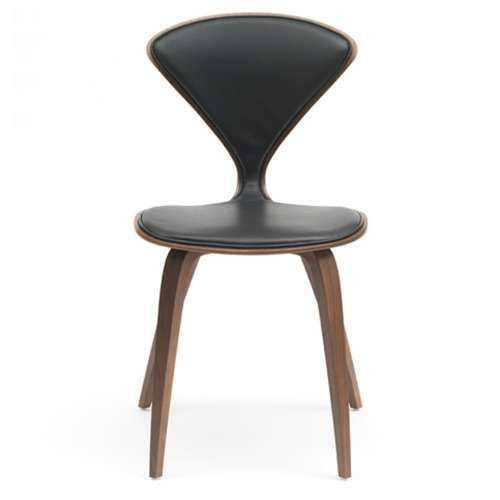 Cherner One Piece Upholstered Side Chair