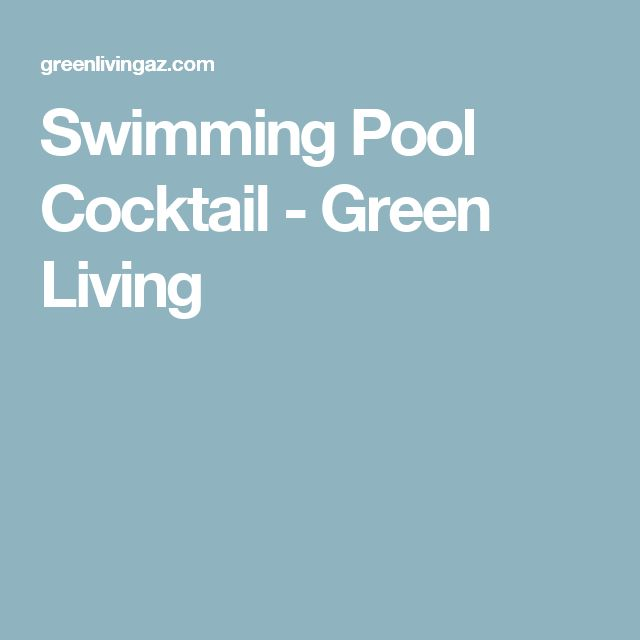 Swimming pool cocktail rezept  Die besten 25+ Swimming pool cocktail Ideen auf Pinterest | Pool ...