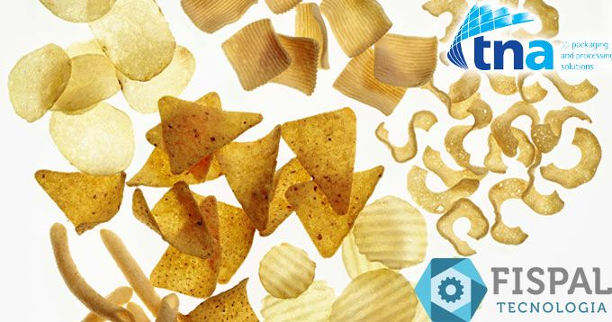 TNA lleva a Fispal sus soluciones de vanguardia para snacks