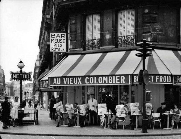 226 best images about grandir a paris   cafes, restaurants ...