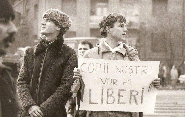 Decembrie 1989, România. Să nu uităm.