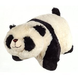 Panda Pillow Animal 18 Inch  Order at http://amzn.com/dp/B003XPDBM8/?tag=trendjogja-20