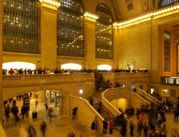 NY : Ground Central Terminal