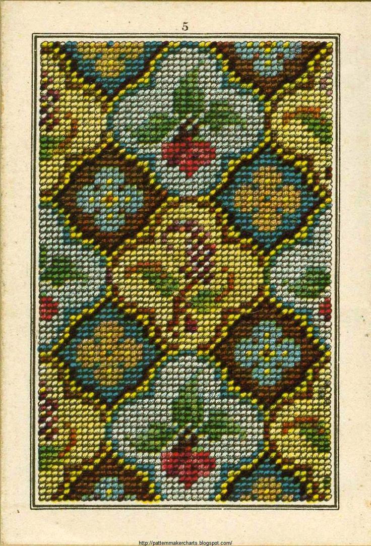 Вышивка Крестом Схемы Anchor Pattern Maker Cross-stitch