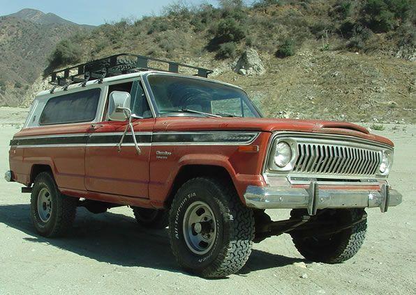 Best Jeep Cherokee Sj Images On Pinterest Jeep Cherokee