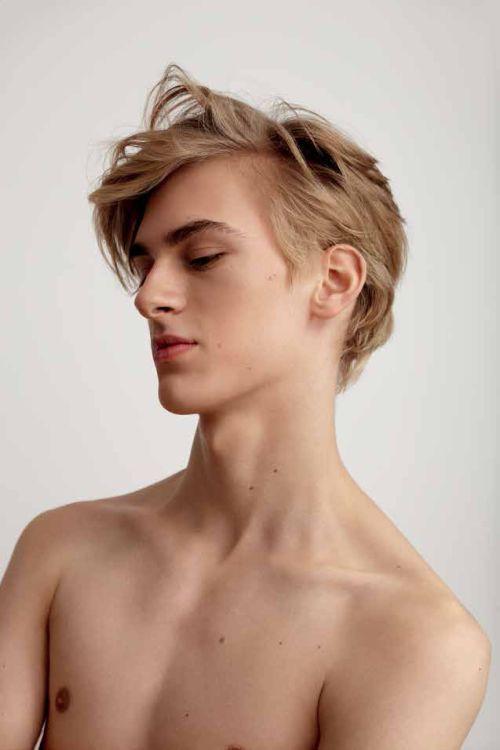 "christos: ""Dominik Sadoch by Ala Wesołowska for Vanity Teen """