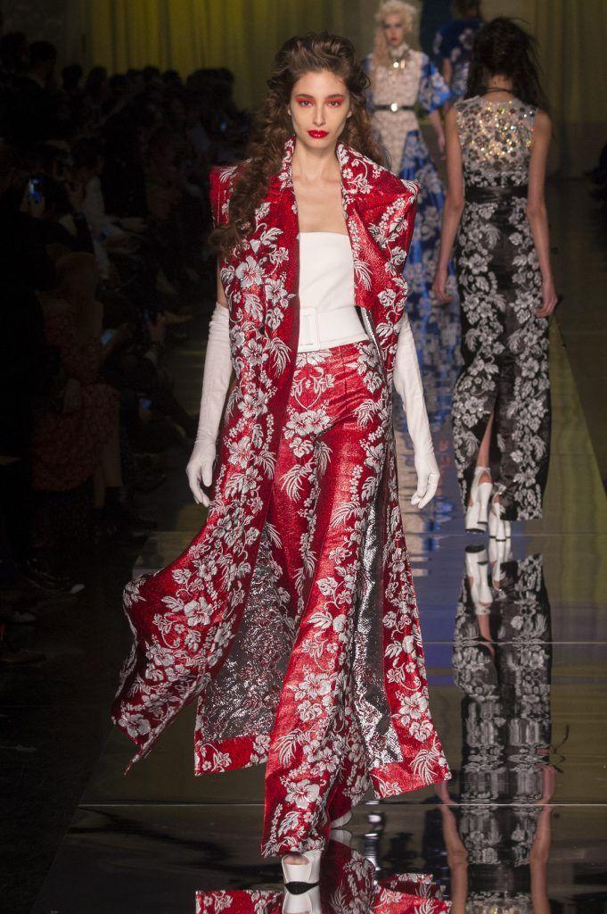 Săptămâna Modei Haute Couture: Jean Paul Gaultier. Urban vs rural