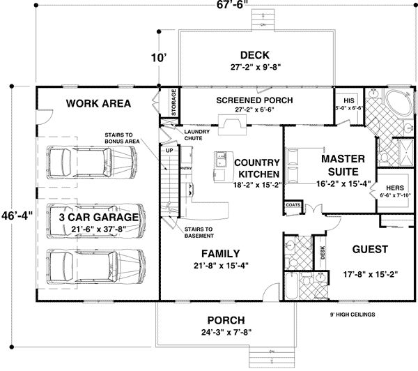 40 best house plans images on pinterest home plans log