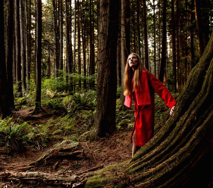 Lost in the Forest | Jacket, Vionnet