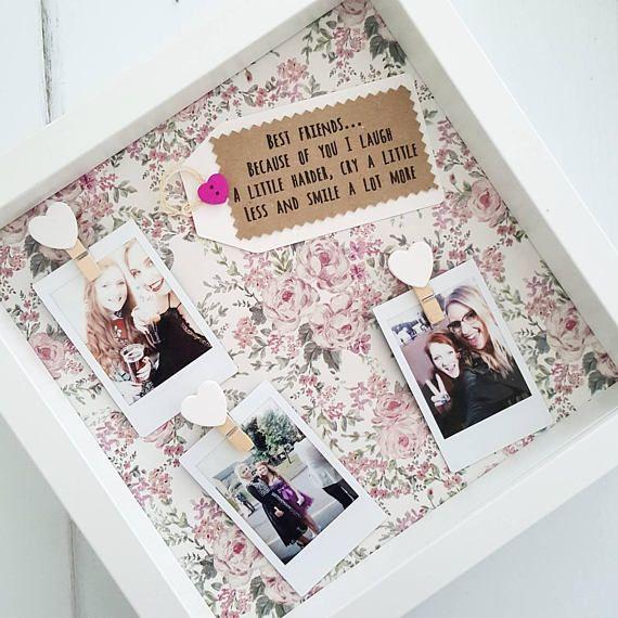 Best Friends Gift/Bridesmaid Gift / Best Friends Frame /Bridesmaid Frame/Friend Birthday Gift/Sister Gift/Bridesmaid Frame / Gift for Friend