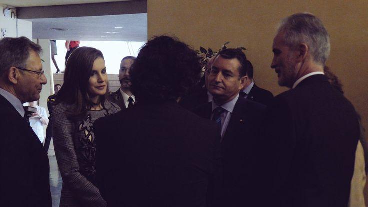 Foro Hispanico de Opiniones sobre la Realeza: La reina Letizia en el acto conmemorativo del Día Mundial de la Cruz Roja