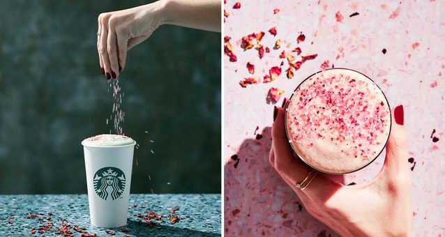 Starbucks Releases All-New Spring 2018 Drinks Menu #montreal #thingstodo