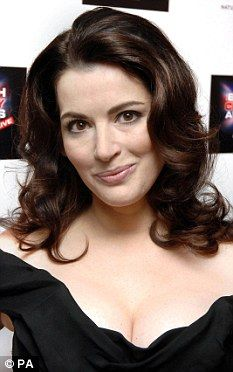Fabulous over forty hair tips: Nigella Lawson's hair always looks great