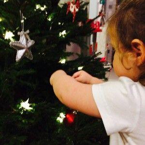 Święta okiem dziecka