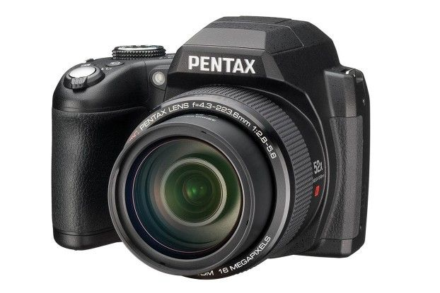 Ricoh announces Pentax XG-1 superzoom - Photophique
