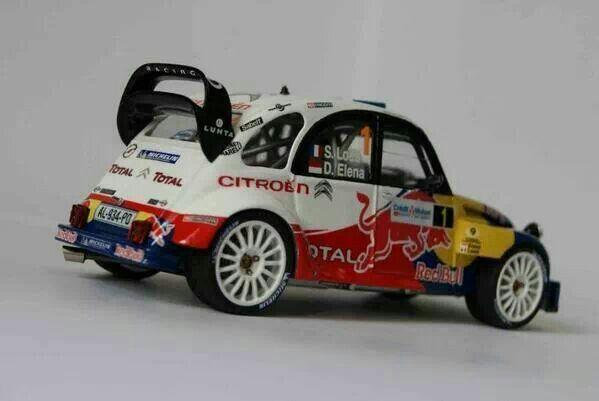 2CV WRC :P