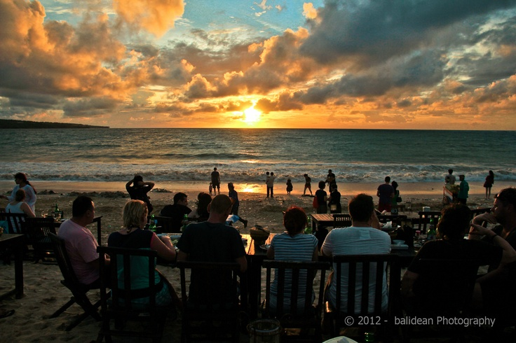 Jimbaran Bay- Bali
