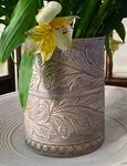 "Mobile LiveInternet Decor of flowerpots with invoices ""under old bronze"" 