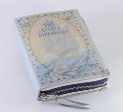 The Little Mermaid Book Clutch by p.s. Besitos