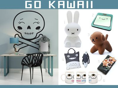 Yeye Things-eng: Go Kawaii